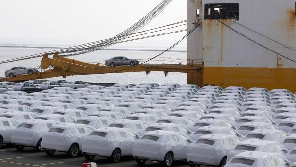 Autozölle sind nicht vom Tisch