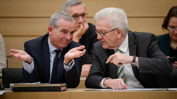 Warum aus der Deutschland-Koalition doch nichts wird