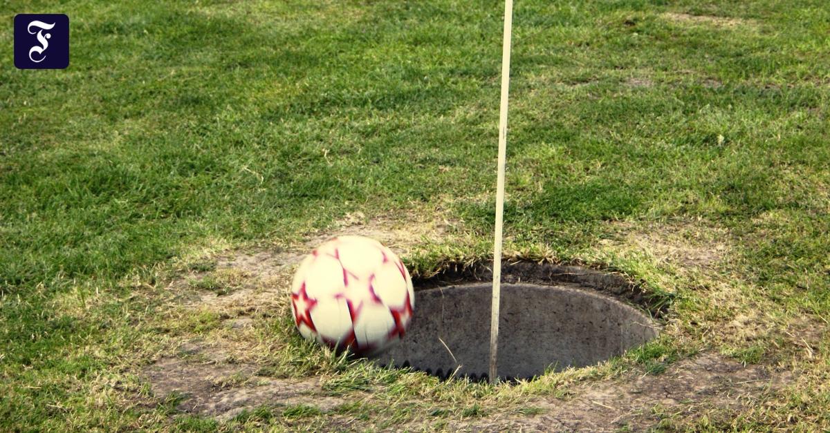 Trendsport Fussballgolf Das Runde Muss Ins Runde