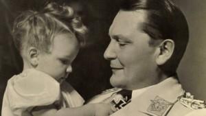 Edda Göring in München beigesetzt