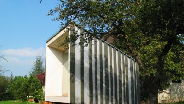 Wohnkultur: Design für den Schrebergarten - Immobilien - FAZ