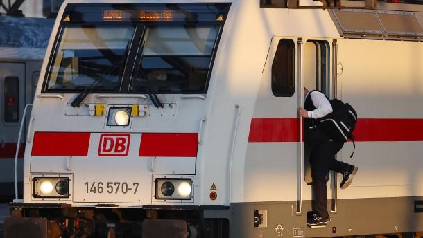 Neue Bahnstreiks im Personenverkehr von Donnerstag an