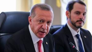 Türkische Warnung