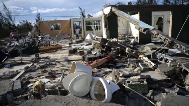 Zahl der Toten auf Bahamas steigt auf 20