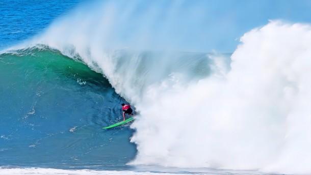 Nur diese Welle zählt