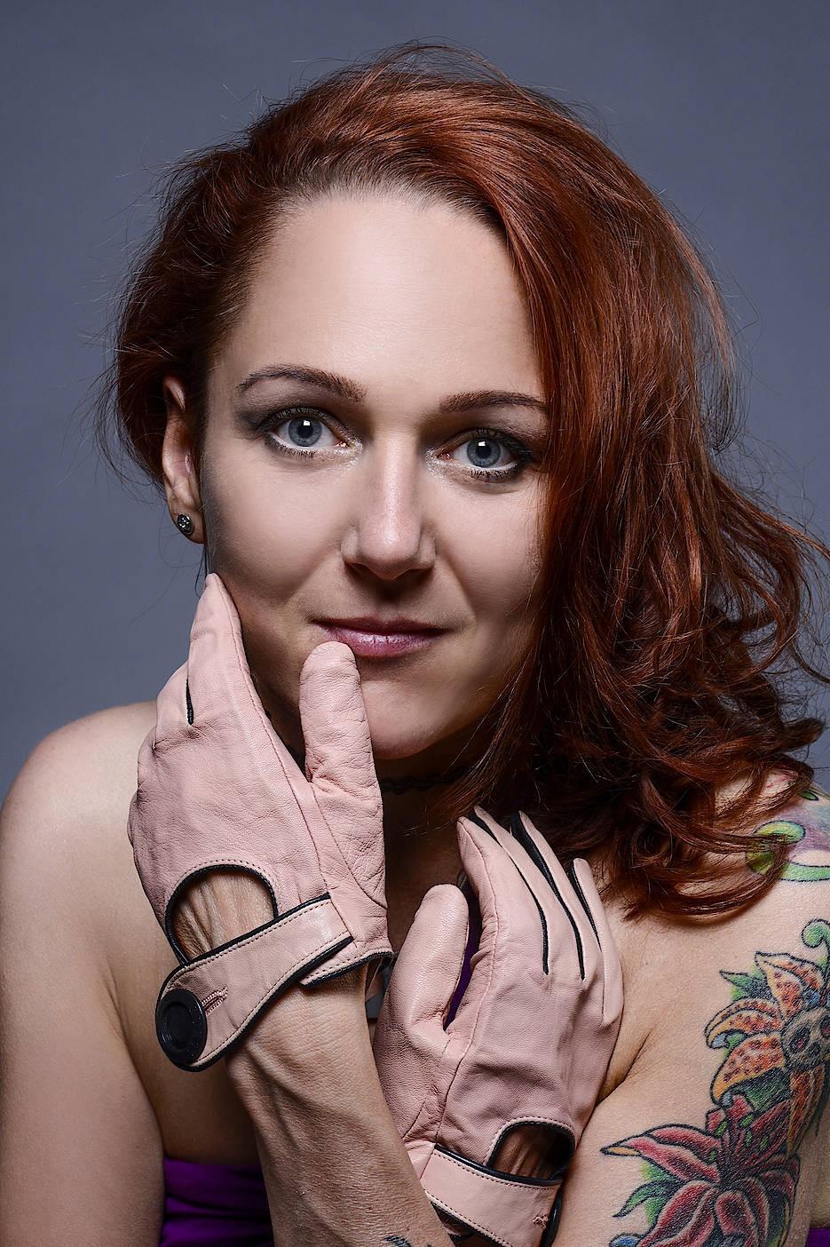 Claudia Neun: Kein Kleiderständer-Model, sondern ein Charakter-Model