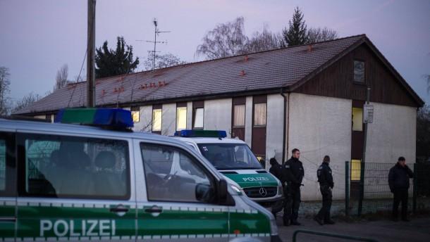 Recklinghausen Gro Einsatz Der Polizei In
