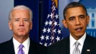 Vizepräsident Joe Biden soll die Kommission zur Waffengewalt leiten, die Präsident Barack Obama ins Leben ruft