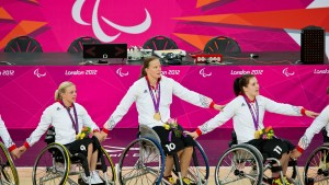 London 2012 Paralympic Games - Rollstuhlbasketball