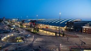 Verspätungen und Ausfälle am Hamburger Flughafen