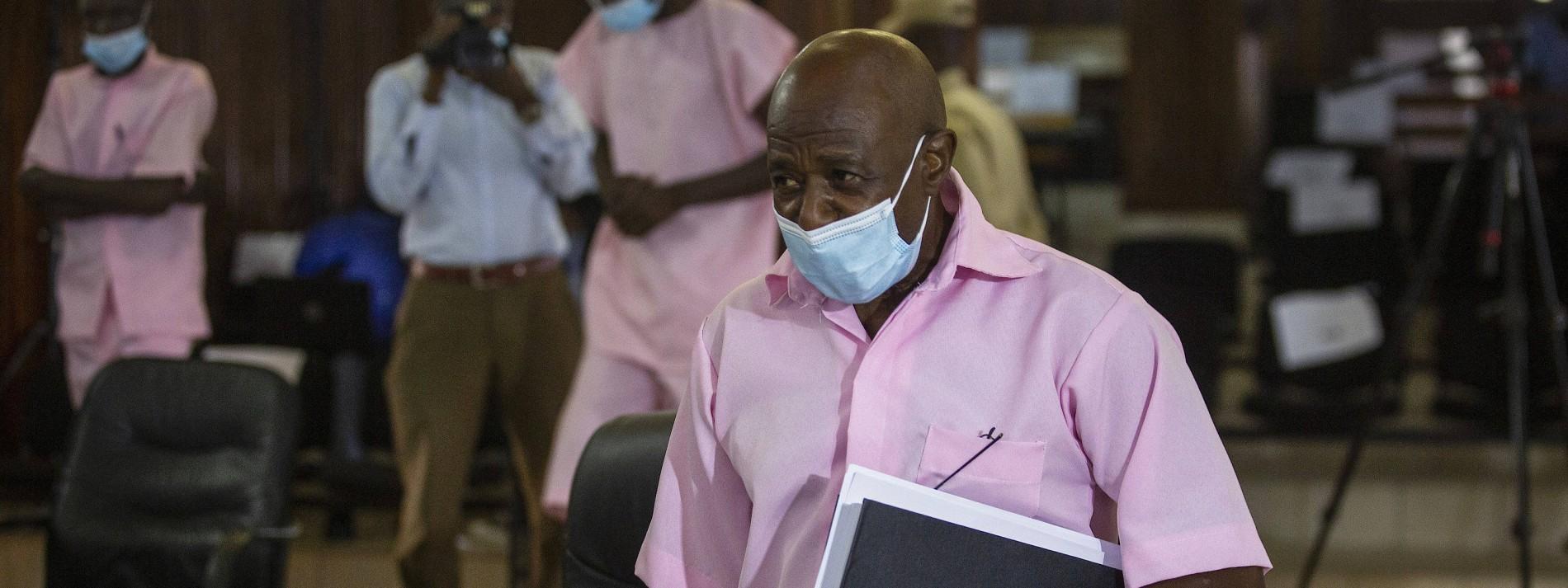"""""""Hotel Ruanda""""-Held zu 25 Jahren Haft verurteilt"""