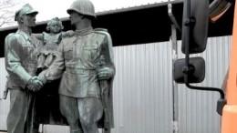 Polen verbannt Denkmäler