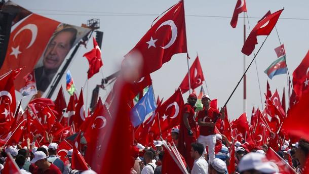 """Erdogan: """"Ich bin kein Despot oder Diktator"""""""