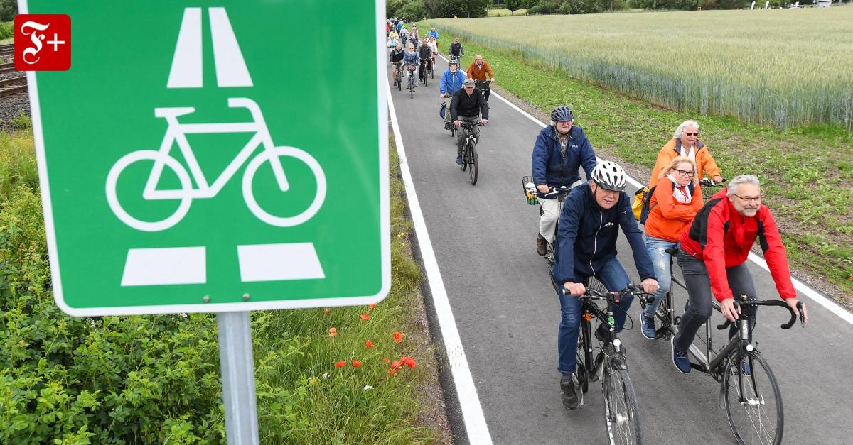 Fahrrad Rhein Main