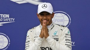 Hamilton knackt Schumacher-Rekord