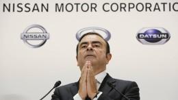 Mitsubishi entlässt Carlos Ghosn