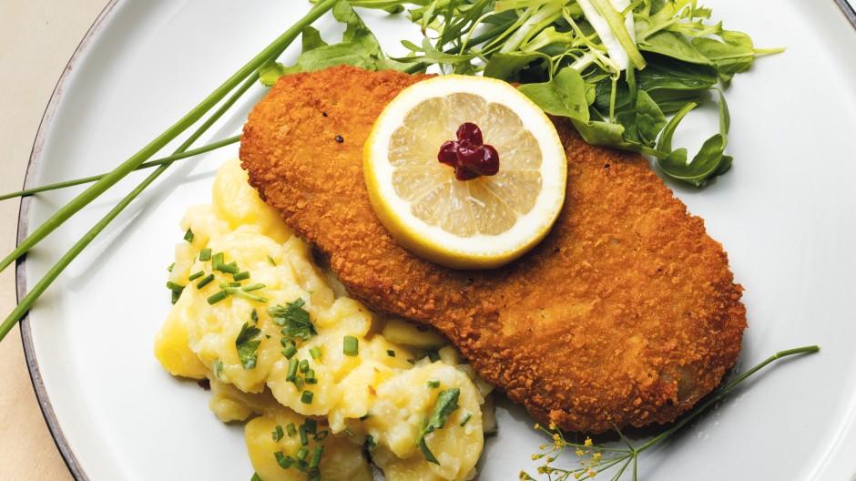 Von der Expertin zubereitet: Schnitzel, vegetarisch. Doch welche Variante ist die Beste?