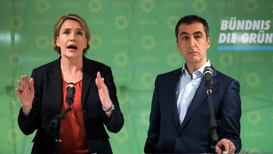 Peter und Özdemir verzichten auf nächste Kandidatur