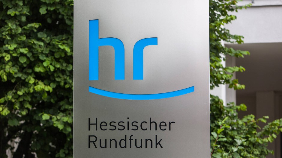 Von öffentlicher Hand getragen: Der Hessische Rundfunk