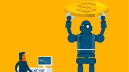 Warum Sie Ihr Geld keinem Roboter anvertrauen sollten
