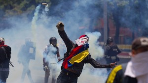 13 Jahre alter Junge bei Demonstration gegen Regierung getötet