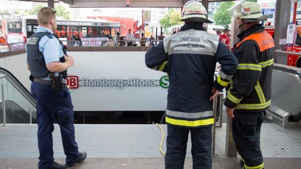 Feuerwehrleute sind beliebter als Manager