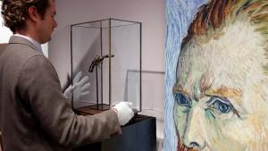 Suizid-Pistole van Goghs wird versteigert