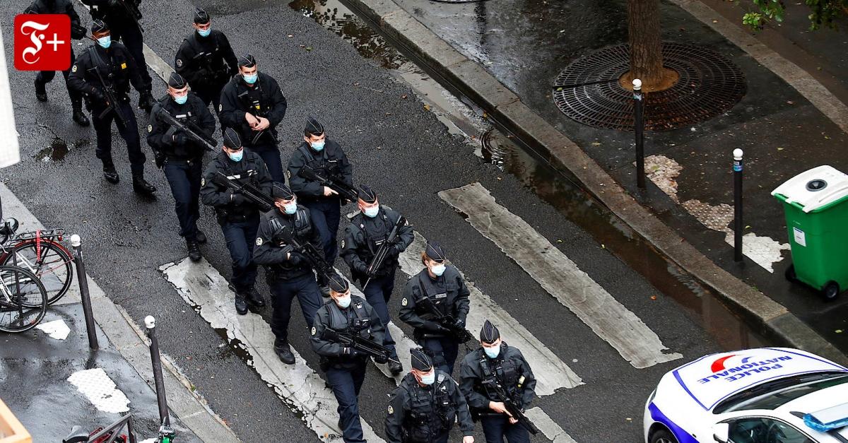 Wo war die Polizei in der Rue Nicolas...