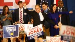 Eine Ohrfeige für Trump aus Alabama