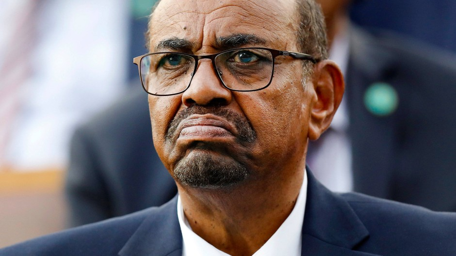 Sudans Ex-Präsident verurteilt