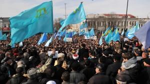 Gibt sich Putin mit der Krim zufrieden?