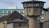 Das frühere Gefängnis der Staatssicherheit der DDR in Berlin-Hohenschönhausen