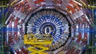 Gigantische Maschinen, gigantische Datenmengen: Kann künstliche Intelligenz mehr sehen als wir Menschen?