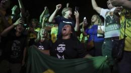 Rechtspopulist Bolsonaro ist der große Gewinner