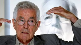 Albert Speer junior ist tot