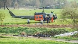 Identität der bei Flugzeugkollision getöteten Piloten geklärt