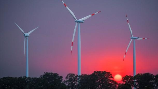 Lärm von Windenergieanlagen kann krank machen