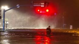 "Hurrikan ""Nate"" trifft die Vereinigten Staaten"