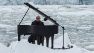 Klavierspiel im ewigen Eis