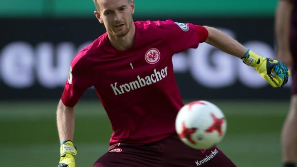 Kovac glaubt, dass Hradecky bleibt
