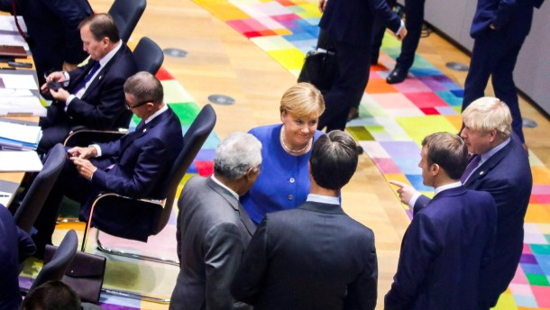 EU-Staaten billigen Brexit-Deal