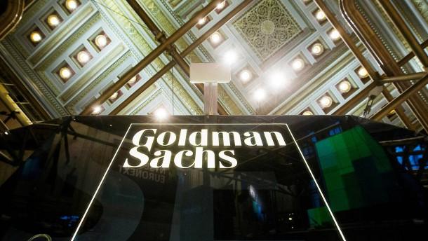 Goldman Sachs-Chef Blankfein verabschiedet sich mit Gewinnsprung