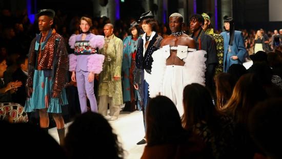 Berliner Fashion Week sorgt für erste Frühlingsgefühle