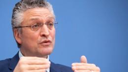 RKI-Chef Wieler warnt vor dritter Welle