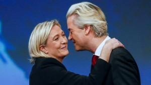 """""""Aufstieg der Populisten bedroht Menschenrechte"""""""