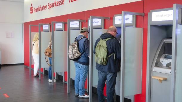 Frankfurter Sparkasse erhöht Gebühren