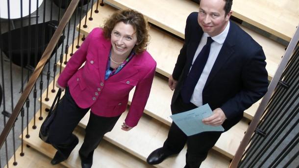 Neue Minister, alte Politik