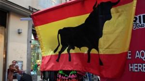Notenbank sieht Spanien in der Rezession