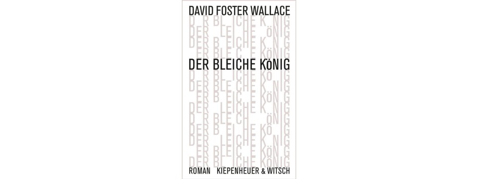 david foster wallace der bleiche k nig dazu ist nie. Black Bedroom Furniture Sets. Home Design Ideas