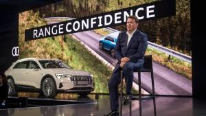 Audi beschwört den Neustart